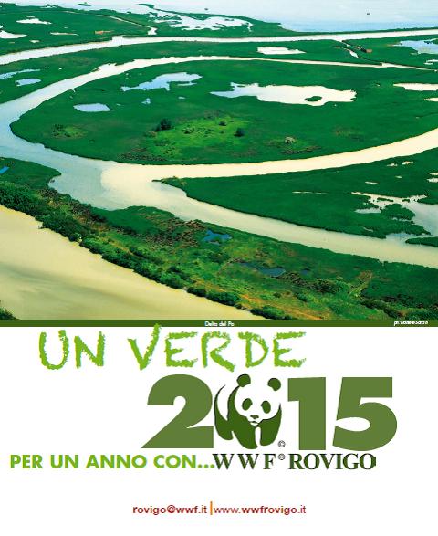 Calendario 2015 WWF Rovigo